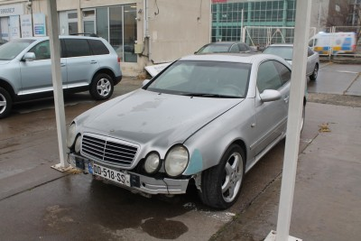 MERCEDES BENZ CLK 430