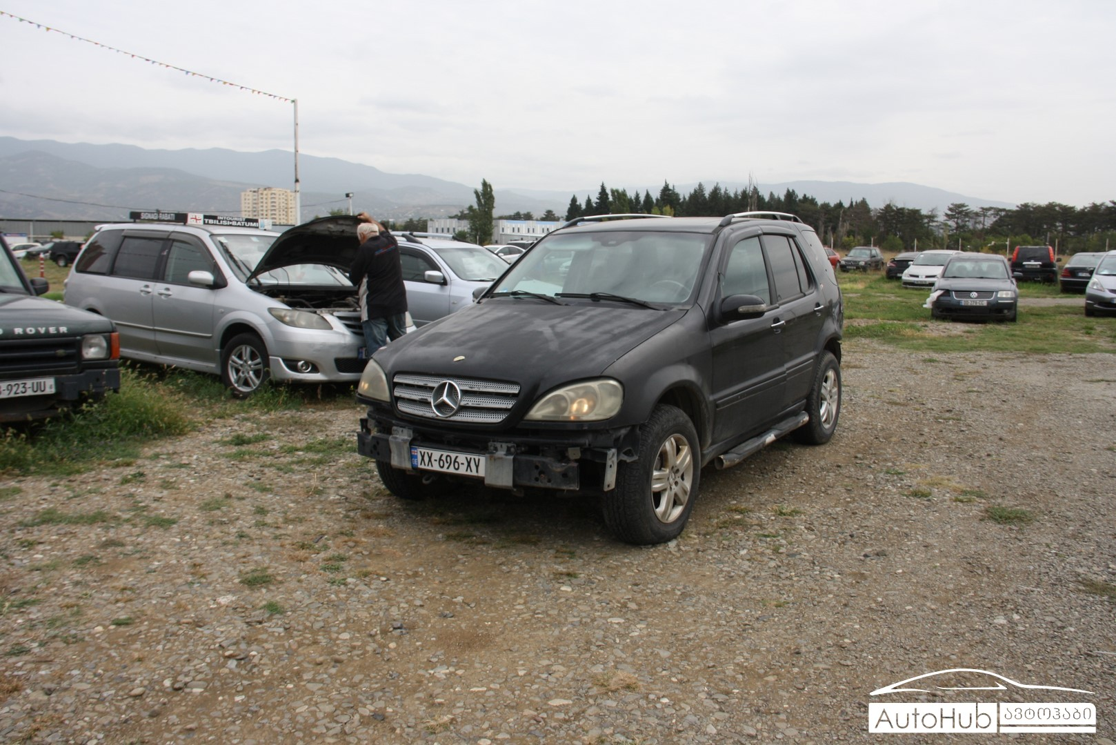 MERCEDES BENZ ML 350